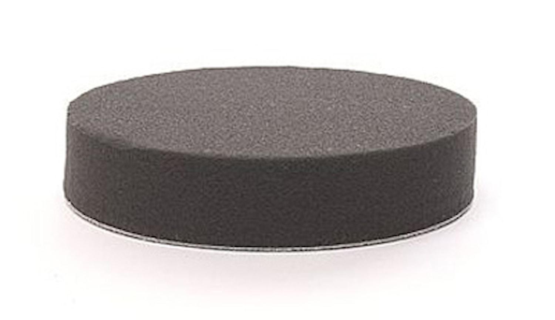Polerrondell Svart 125 mm