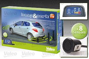 Parkeringshjälp 8 sensor