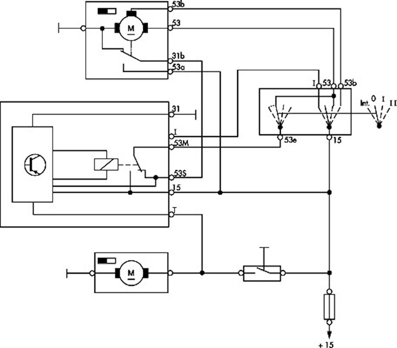 Styrautomatik 12V torkn-/spoln