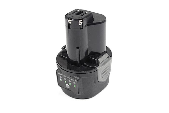 Batteri med indikator, 10.8V