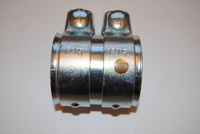 VAG Skarvrör 65x80mm