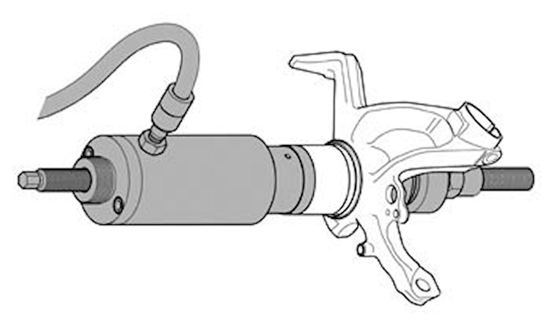 Hydraulisk drivanordning