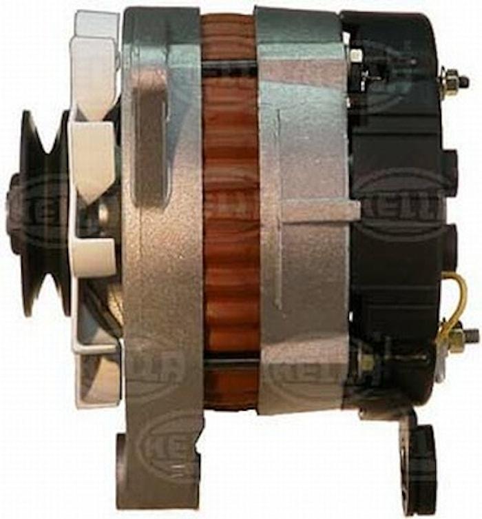 Generator utbytes 12V/50A