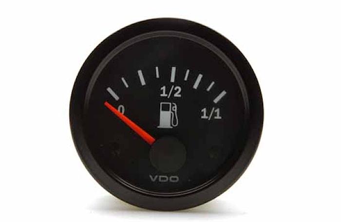 Bränslemätare vision