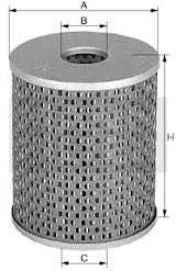 Hydraulfilter TF