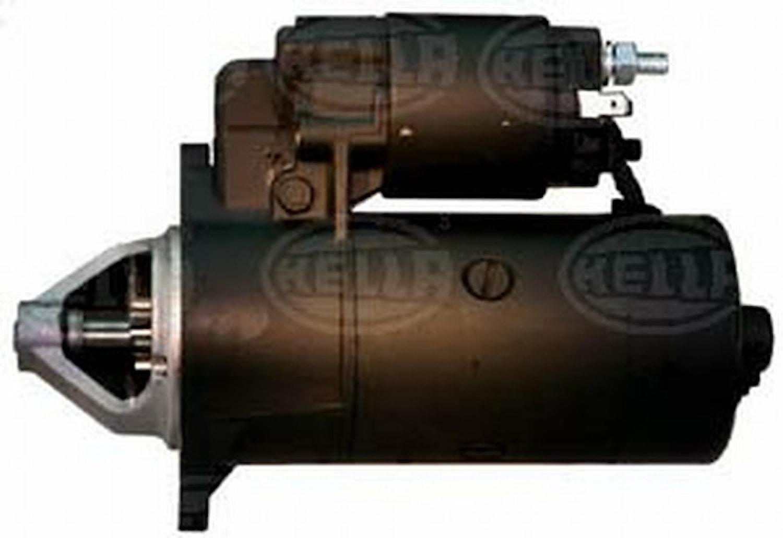 Startmotor utbytes 12V/0,65kW