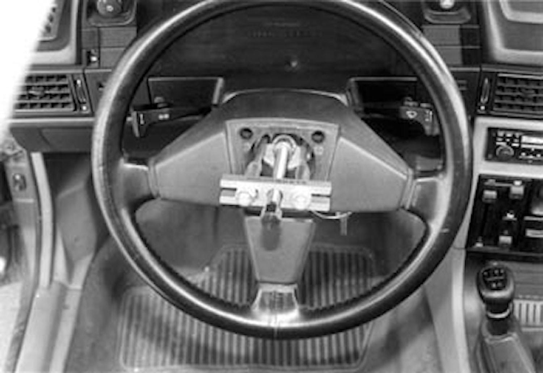 Rattavdragare Opel