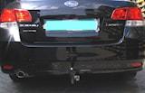 Avtagbar dragkrok BMA Subaru
