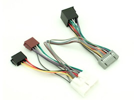 Adapter ISO Isuzu D-Max 07-