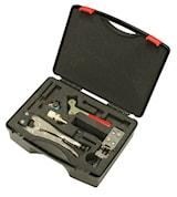 Koningsverktyg för bromsrör