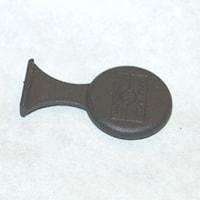 Cylinder skydd,  nyckelhål