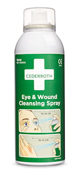 Cederroth Eye & Wound Clean