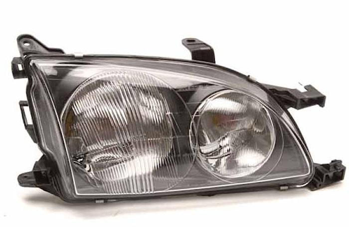 Strålk hö H7/H7 Toyota Avensis