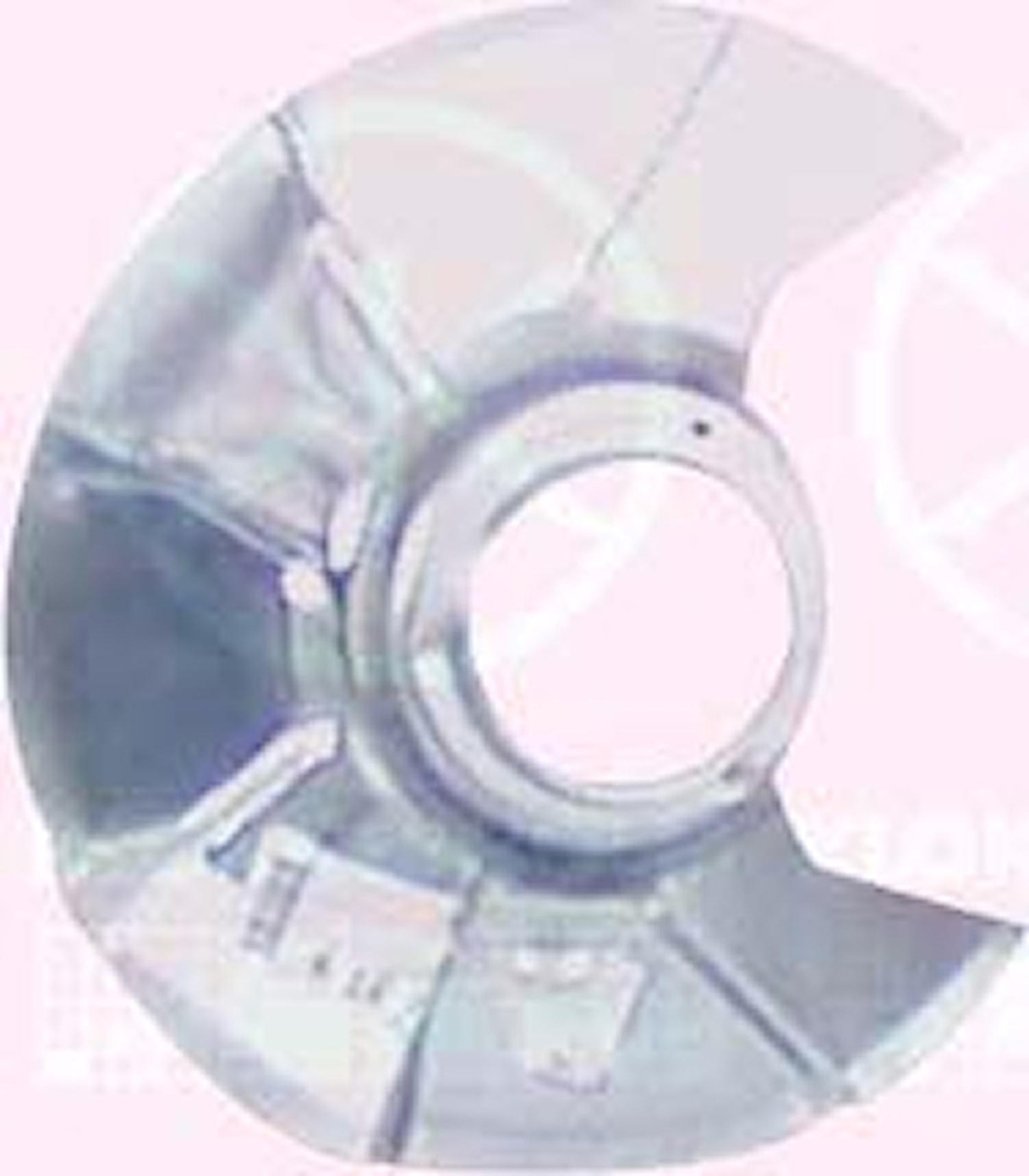 Bromssköld fram v+h -85