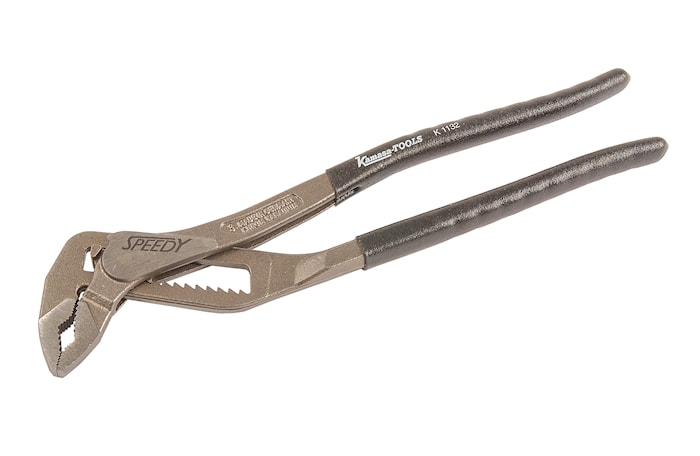 Polygriptång 250 mm ratchet