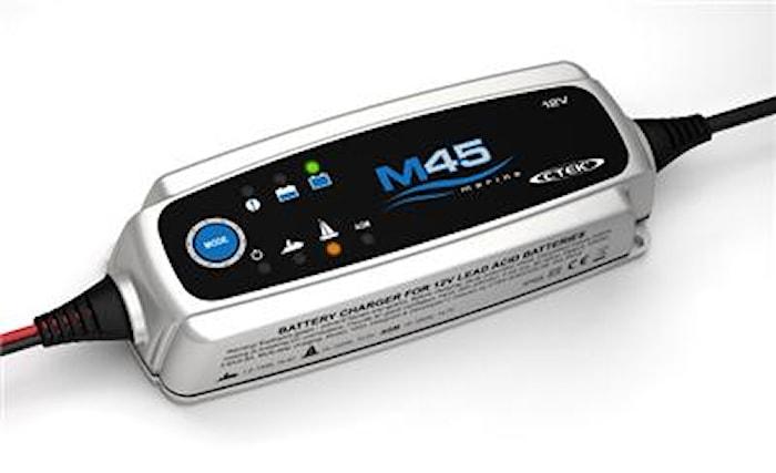Batteriladdare Marin M45 12V