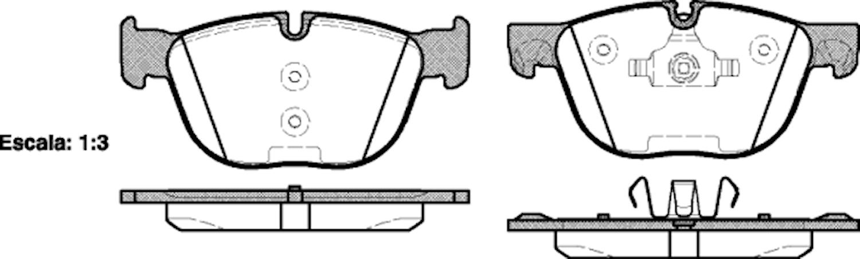 Belägg HP T1619