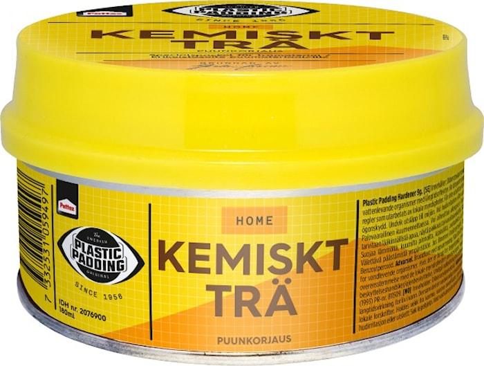 PP KEMISKT TRÄ 180ML BURK