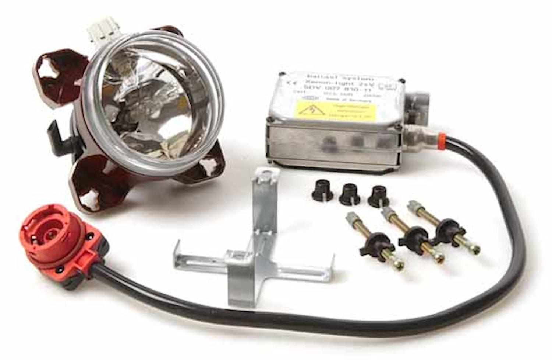 Helljusstrålk 24V Xenon 90 v/h