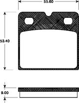 Belägg HP T2028
