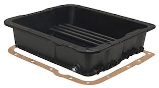 BLACK TRANS PAN GM
