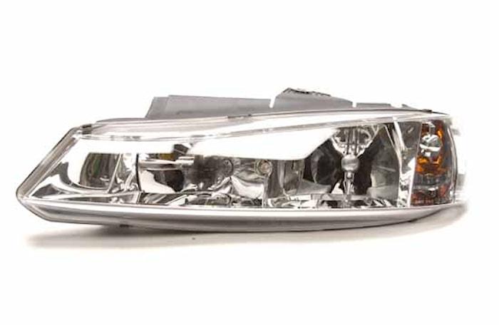 Strålk vä H7/H7 Peugeot 406