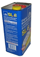 Bromsvätska SL6 Dot4  5L