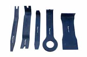 Monteringsverktyg 5 delar