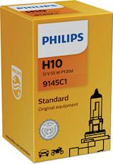 Halogenglödlampa H10 12V 45W