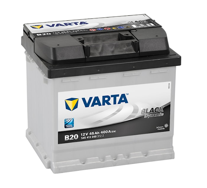 Batteri B20 Black Dynamic
