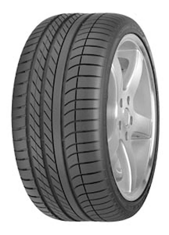 Goodyear EagleF1As.SUV AT 109W