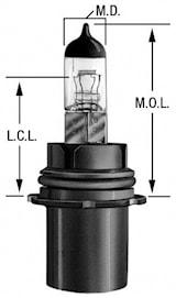Lampa/styck/100/80W HB1