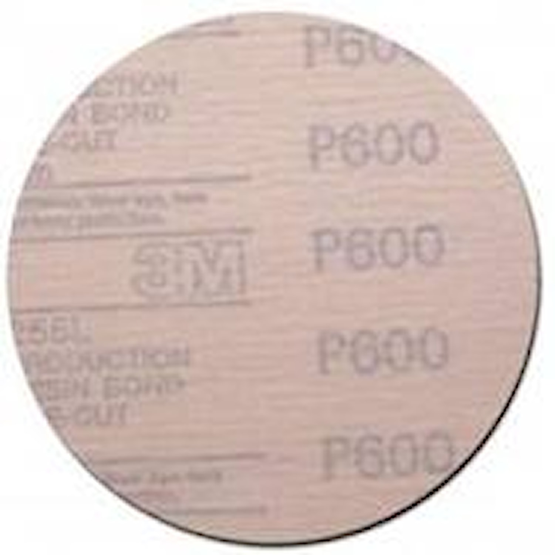 260L Hookit Rondell P600 75mm