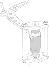 Pressverktyg BMW E36