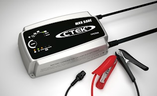 Batteriladdare MXS25 EC