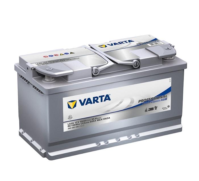 Batteri LA95 Prof. DP AGM