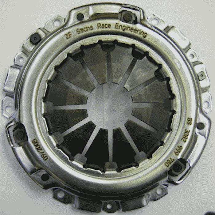 Tryckplatta Performance 215 mm