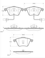 Belägg HP T1218
