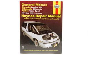 GM Chevrolet lumina apv 90-94