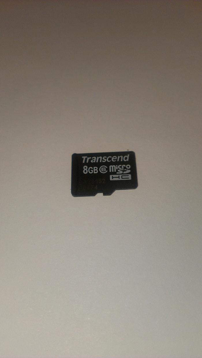 Micro SD-kort NX502E