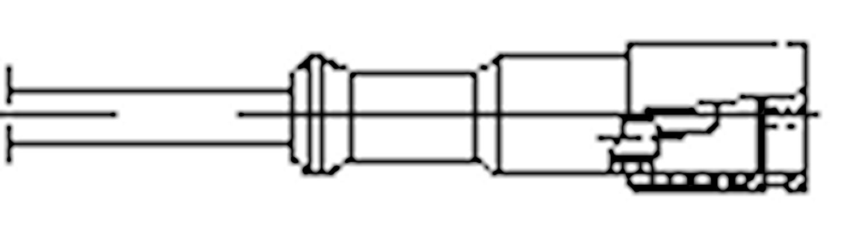 S+ Sensor L=1000  Q