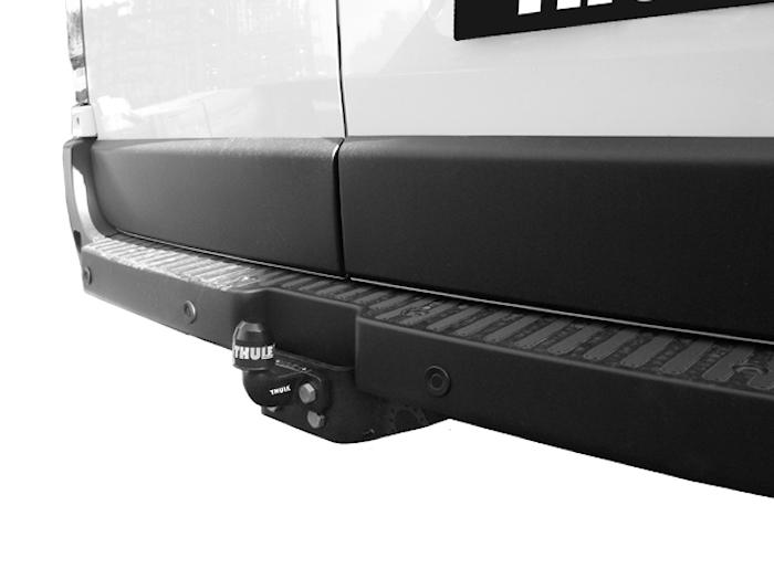 Fast dragkrok Nissan Pathf 12-