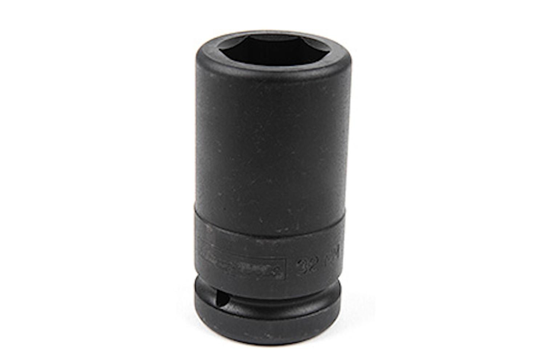 """Krafthylsa 1"""" 38 mm lång"""
