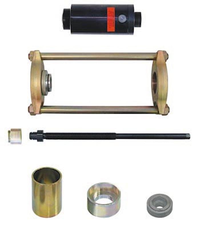 Pressverktyg Ford Fiesta