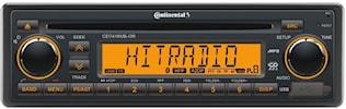 Bilstereo CD/Radio/USB/BT