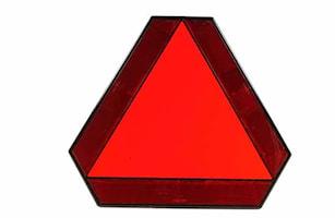 Varningsskylt LGF PK-plast