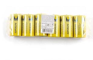 Batteri D/R20 Superlife