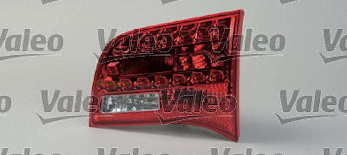 Baklykta vä Audi A6 7.06-08