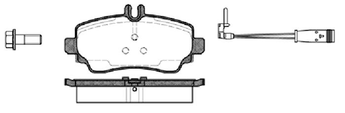 Belägg HP T5168