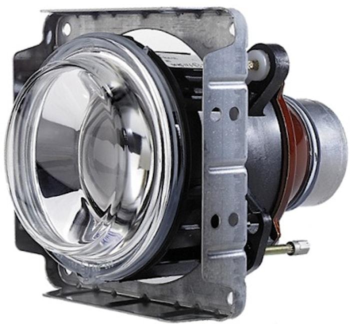 Halvljusstrålk 24V Xenon 98mm